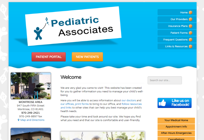 The Pediatric Associates